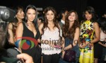 Neha Dhupia, Shamita Shetty, Urmila Matondkar, Sameera Reddy At Vero Moda Fashion show