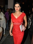 Sania Mirza At Miss India Finale