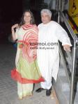 Shabana Azmi, Javed Akhtar At It's a Wonderful Afterlife Premiere