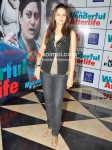Sonali Bandre At It's a Wonderful Afterlife Premiere