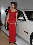 Vidya Malvade At The launch of BMW new models