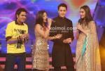 Sunidhi Chauhan Imran Khan, Sonam Kapoor On Indian Idol
