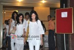 Aditi Govitrikar At Viveka Banerjee's Condolence Meet