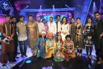 Salim Merchant, Anu Malik, Sanjay Dutt, Kunal Kapoor, Bipasha Basu on the sets of Indian Idol