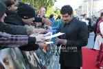 Shah Rukh-Abhi-Ash At Raavan Premiere