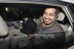 Shankar Mahadevan At Aamir's Party