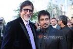 Amitabh Bachchan At Raavan Premiere