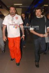 Sanjay Dutt, Anil Kapoor Back From IIFA