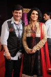 Sachin Pilgaonkar And Supriya Pilgaonkar At Star Parivaar Awards