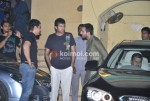 Saif Ali Khan At Aamir's Party