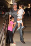 Ronit Roy Back From IIFA