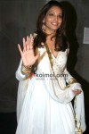 Bipasha Basu on the sets of Indian Idol