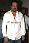 Sanjay Dutt on the sets of Indian Idol