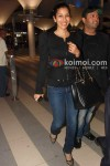 Sophie Choudry Back From IIFA