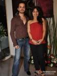 Raghav Sachar, Amita Pathak At Restaurant Launch