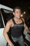 Salman Khan At Aamir's Party