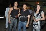 Salman Khan, Zarine Khan At Aamir's Party