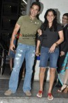 Tusshar Kapoor, Sabina Khan At 'I Hate Luv Storys'Movie Special Screening