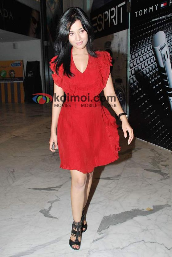 Sonam Kapoor At 'I Hate Luv Storys' Movie Special Screening