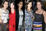 Amisha Patel,Amrita Rao,Sonam Kapoor, Dia Mirza,Celina Jaitley At 'I Hate Luv Storys'Movie Special Screening