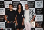 Marc Robinson, Sheetal Malhar and Narendra Kumar were at the Lakme Fashion Week Auditions.
