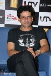 Prakash Jha-Manoj Bajpai Launch 'Raajneeti' DVD Launch