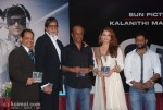 Rajnikanth-Aishwarya-Amitabh At 'Robot' Music Launch