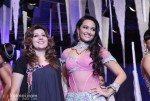 Sonakshi, Mugdha, Giselle & Ayesha Takia At IIJW Finale