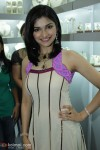 Prachi Desai dazzled at the launch of a jewelry store.