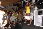 The boys don't seem to mind all those push-ups to impress the bombshell Bipasha.