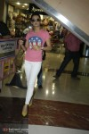 Surveen Chawla Promotes 'Step Up 3D' With Akanksha Kids
