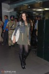 Mallika Sherawat Is Back In India