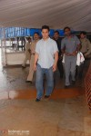 Aamir Khan At Novotel Hotel