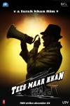 'Tees Maar Khan' Posters