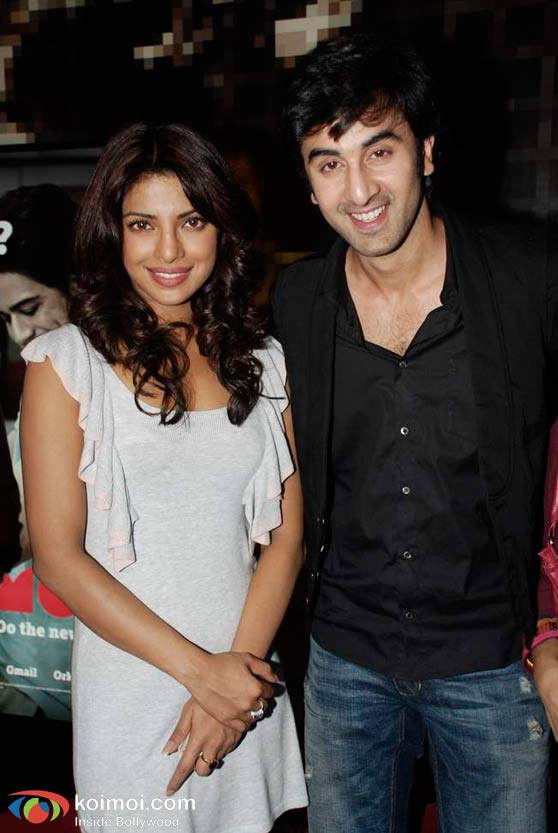 Ranbir Kapoor, Priyanka Chopra Screen 'Anjaana Anjaani' For Kids