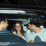 Hrithik Celebrates Suzanne's B'day!