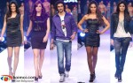 Sushmita, Kunal, Dia, Shilpa, Bipasha On The Ramp