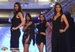 Abhishek Bachchan, Sonali Bendre At Fashion Show
