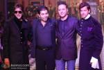 Amitabh Bachchan, Karan Johar, Varun Bahl, Hrithik Roshan