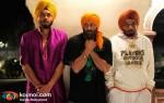 Bobby Deol, Sunny Deol, Dharmendra