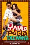 Bobby Deol, Kulraj Randhawa (Yamla Pagla Deewana Movie Poster)