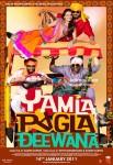 Kulraj Randhawa, Bobby Deol, Dharmendra, Sunny Deol, (Yamla Pagla Deewana Movie Poster)