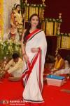 Rani Joins Durga Puja Festivities!