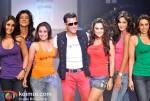 Kareena Kapoor, Susmita Sen, Rani Rani, Mukherjee, Salman Khan, Preity Zinta, Katrina Kaif, Karishma Kapoor