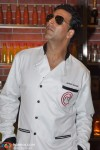 Spotted Akshay Kumar At Master Chef India