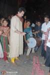 Anil Kapoor Celebrates Diwali At Home