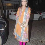 Kareena, Genelia & Minisha At Tusshar's Diwali Bash