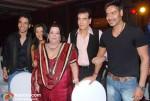 Tusshar Kapoor, Ekta Kapoor, Shobha Kapoor, Jeetendra, Ajay Devgn