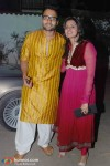 Hrithik Roshan At Shilpa Shetty's Diwali Bash