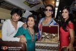 Shirish Kunder, Farah Khan, Akshay Kumar, Katrina Kaif